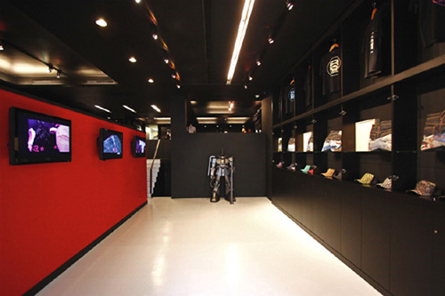 RMC Jeans store