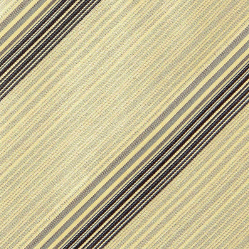 Hugo Boss Tie light sand striped silk tie 50185496