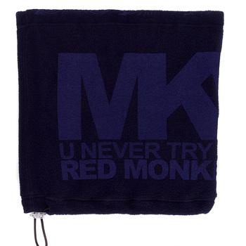 RMC Martin Ksohoh MKWS Navy Blue Fleece Neck Warmer Snood REDM5494