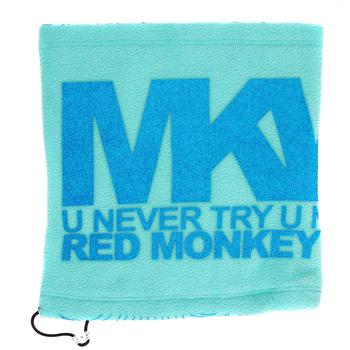 RMC Martin Ksohoh Reversible  Sky Blue Fleece Neck Warmer Snood For Men REDM5493