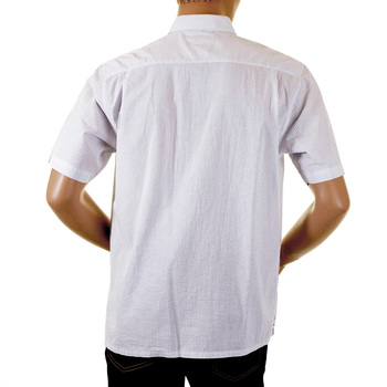 CP Company mens white and grey Shirt 46181F30 sCP6348