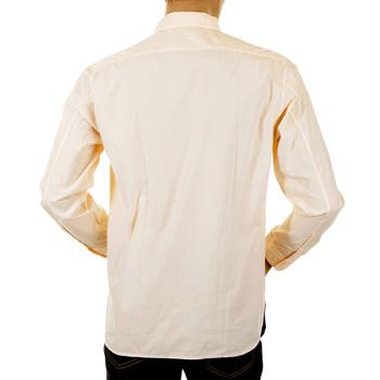 CP Company Shirt mens washed peach long sleeve shirt 44181526 CP3922