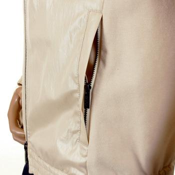 Armani Ivory bomber jacket K9ES09 K905 GAM1120