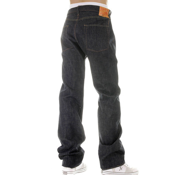 Sugar Cane Mens SC42009N  12 Ounce Non Wash Vintage Cut Japanese Selvedge Raw Denim Jeans CANE4220