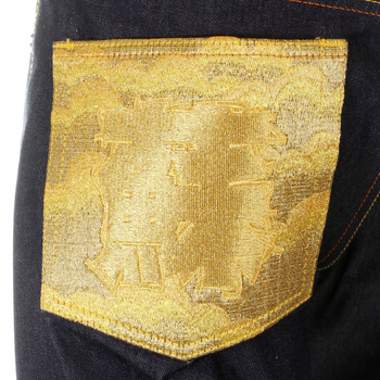 RMC Martin Ksohoh X ERIC SO limited Edition jeans REDM3111