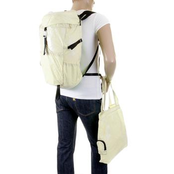 RMC Martin Ksohoh MKWS white nylon backpack RQA1041 REDM2269