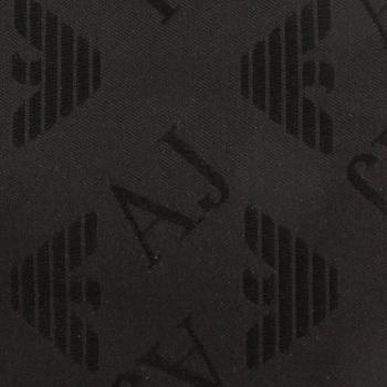 Armani Jeans Wallet black canvas 06V03 YS wallet AJM0070