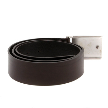 Boss Black Belt 50196313 Soggo chocolate brown Hugo Boss leather belt BOSS1686