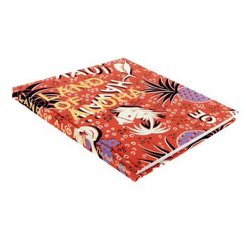 Sugar Cane Limited Edition SS01881 Aloha Project Image Book with Orange Hardback CANE2824A