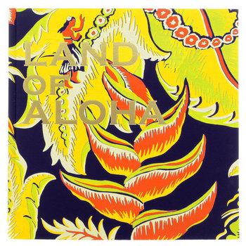 Sugarcane Limited Edition SS01881 Purple Hardback Land of Aloha Project Image Book CANE2824F