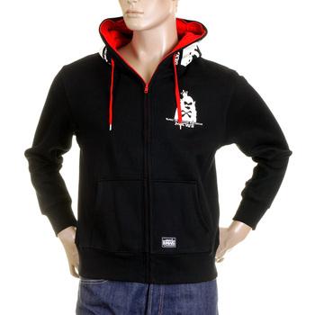 RMC sweatshirt MKWS black hooded top REDM2342