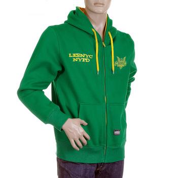 RMC MKWS kelly green NYPD zip up hoody REDM2334