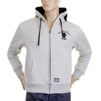 RMC MKWS sweatshirt marl grey empire hoody REDM2330