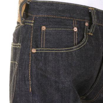Sugar Cane Mens SC40065N Vintage Cut Non Wash Japanese Selvedge Raw Denim Union Star Jeans CANE9029