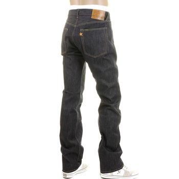 Sugar Cane Japanese selvedge non wash SC40724N  Star denim slimmer fitting jean CANE2833