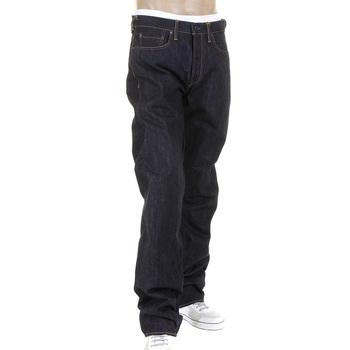 RMC Martin Ksohoh Handmade Slimmer Cut 1001 Model 15.5oz Dark Indigo Selvedge Raw Denim Jeans REDM2020