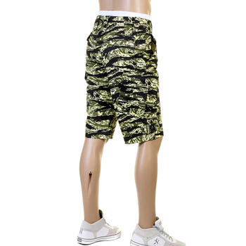 RMC Martin Ksohoh MKWS Genuine Super Exclusive Design Green Camo Pattern Shorts for Men REDM0467