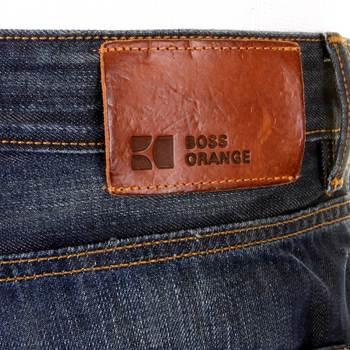 boss orange jeans 25 ocean 50180941 404 regular fit hugo. Black Bedroom Furniture Sets. Home Design Ideas