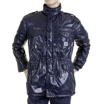 RMC Martin Ksohoh MKWS navy fleece lined field jacket REDM5460