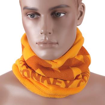 RMC Martin Ksohoh MKWS Fleece Neck Warmer Snood in Yellow REDM5503A