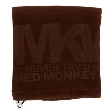 RMC Martin Ksohoh MKWS Brown Fleece Neck Warmer Snood REDM5501A