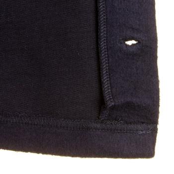 RMC MKWS Navy Blue Plush Fleece Button Through Sleeveless Regular Fit Jacket Gillett for Men REDM2350