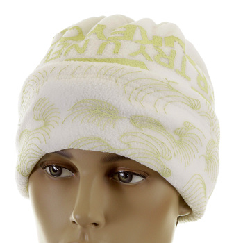 RMC Martin Ksohoh MKWS Reversible Off White Fleece 5515N01D5 Neck Warmer Snood REDM5482A