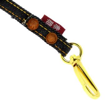 RMC Martin Ksohoh Unisex RQA11035 Indigo Denim Key Chain REDM0489