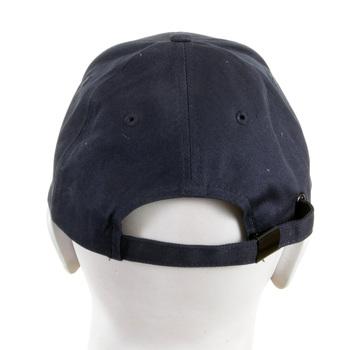 Stone Island Cap navy cotton baseball cap SI2754