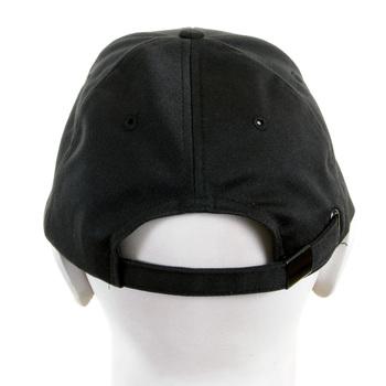 Stone Island Cap black cotton baseball cap SI2756