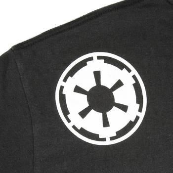 RMC Jeans X Headstone Collectors Item Trooper Head Printed Black Regular Fit Crewneck T-Shirt HEAD3772