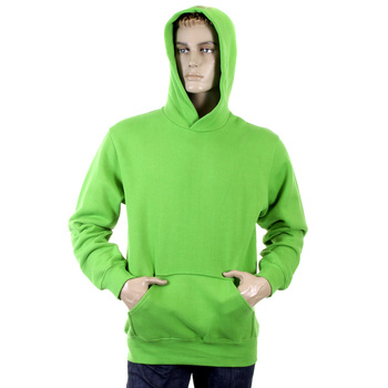 RMC Martin Ksohoh Lime Green Hooded Large RWC141264 Fit UNTUNK Print Overhead Sweatshirt for Men REDM0896