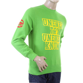 RMC Martin Ksohoh lime Untunk crew neck sweatshirt REDM0661