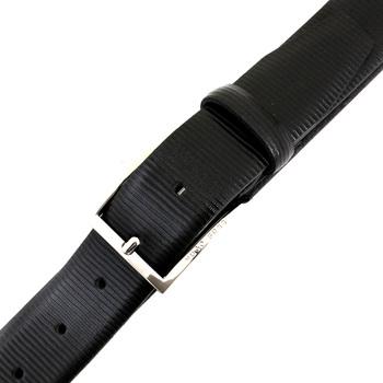 Boss Black Parido 50218704 black leather Hugo Boss belt BOSS0829