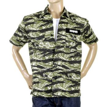 RMC Martin Ksohoh MKWS Tiger Camo workwear shirt REDM0998