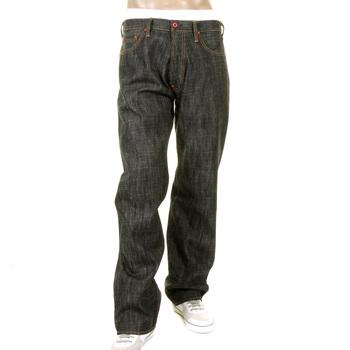 RMC 9th Anniversary Mizuhiki RQP11104 Super Exclusive Black Selvedge Raw Unwashed Denim Jeans REDM1205