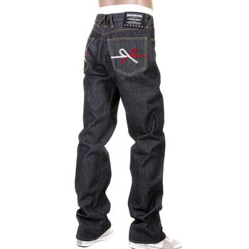 RMC Mizuhiki Knot Embroidered RQP11105 MKWS 9th Anniversary Super Exclusive Raw Selvedge Denim Jeans REDM1206