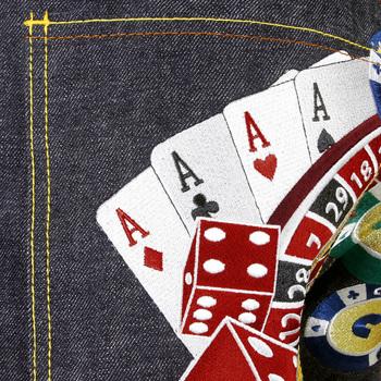 RMC Martin Ksohoh RQP11091 Mens Slim Cut 1001 Indigo Unwashed Raw Selvedge Embroidered Casino Denim Jeans REDM1217