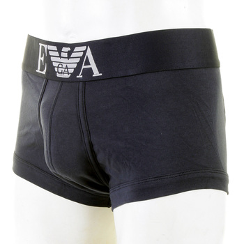 Under wear Emporio Armani marine navy cotton trunk 110852 2P718 EAM0348