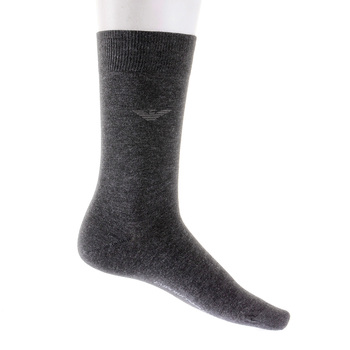 Emporio Armani charcoal grey socks 303402CC EAM1335