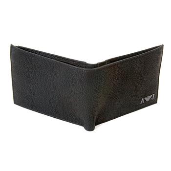 Armani Jeans black boxed wallet  S6V66 J8 AJM1198