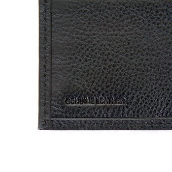 Armani Jeans mens black logo boxed leather wallet  06V66 Q7 AJM0474