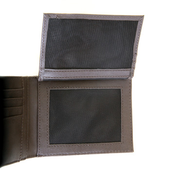 Armani Jeans mens brown monogram logo 06V66 J4 boxed wallet AJM2493