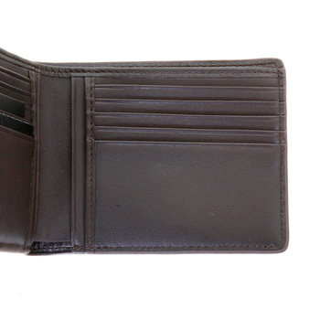 Hugo Boss Black label mens Pelik 50238927 boxed brown leather wallet BOSS0978