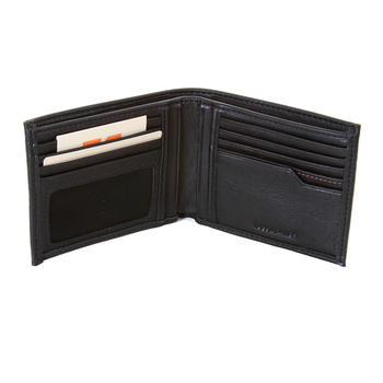 Hugo Boss Orange label mens Cervis 50240315 boxed black leather wallet BOSS1154