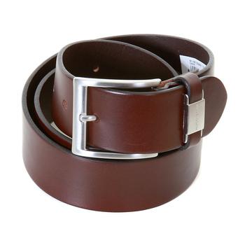 Hugo Boss Black Label mens Connio 50224631 brown leather belt BOSS2768