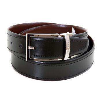 Hugo Boss mens Ottello 50239972 fully reversable leather boxed belt BOSS0943