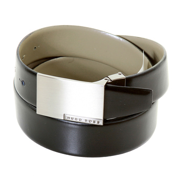 Hugo Boss mens Oly 50245661 fully reversable leather boxed belt BOSS1914