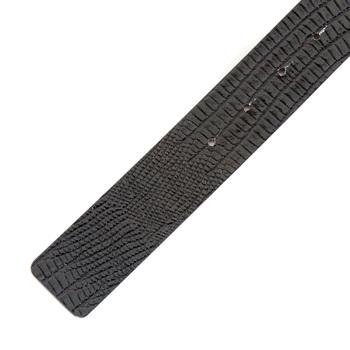Armani Jeans mens fully reversable T6196 UC chestnut leather belt AJM0481
