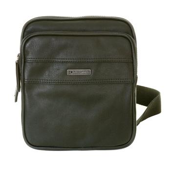 Boss Orange label mens black 50240314 Cosmon messenger bag BOSS1119
